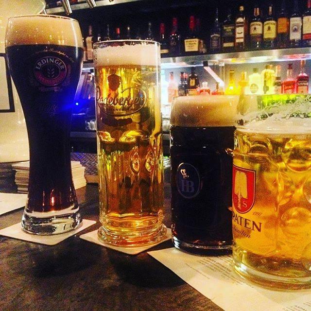 queen anne beer hall happy hour